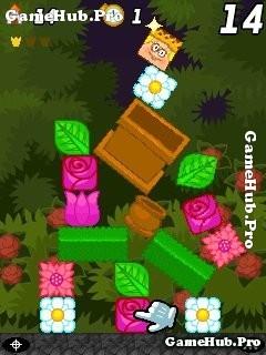 Tải game Square King - Thách thức giải cứu Vua cho Java
