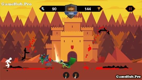 Tải game Stick Fight 2 - Hành động Mod tiền cho Android