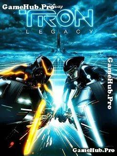 Tải game Tron Legacy - Trò chơi ảo giác Đua xe cho Java