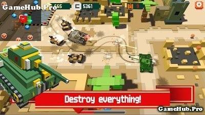 Tải game War Boxes Strike - Đại chiến xe Tank Android