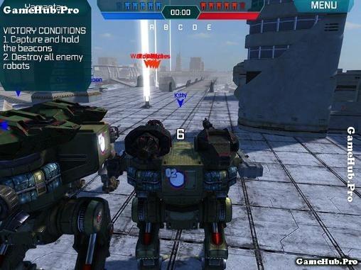 Tải game War Robots - Đại chiến siêu Robot cho Android