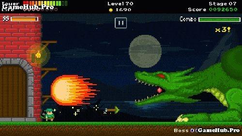 Tải game Warcher Defenders - Thủ thành giải trí Android