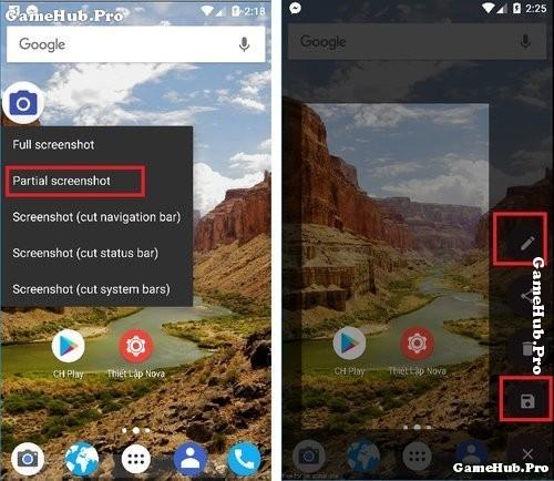 Tải Screenshot Crop - Ứng dụng Chụp một phần Màn Hình