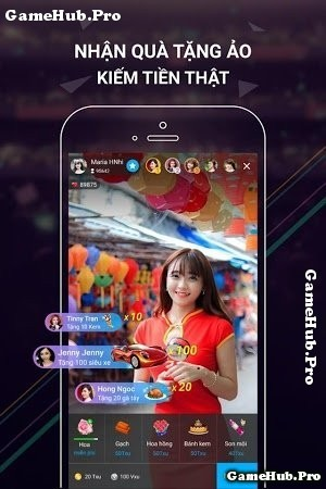 Tải TalkTV Live - Ứng dụng Live Streaming Android iOS