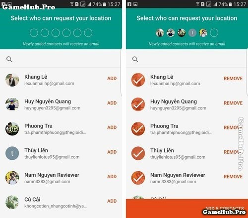 Tải Trusted Contacts - Ứng dụng cứu nguy khẩn cấp Android