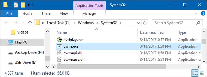 Desktop Window Manager là gì ? Tìm hiểu về nó trên Windows