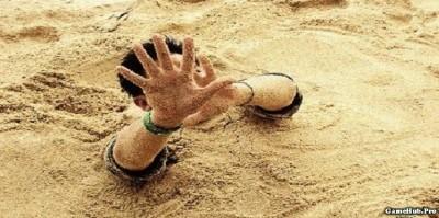 Giải mã cái chế đáng sợ nhất thế giới cát lún