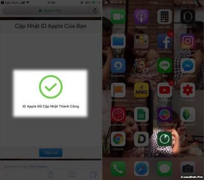 Hướng dẫn tạo Apple ID không cần Visa mới nhất