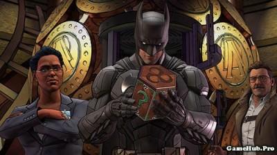 Tải game Batman The Enemy Within - Hành động mô phỏng