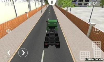 Tải game Big Truck Hero - Lái xe mô phỏng Mod Money