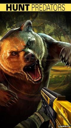 Tải game DEER HUNTER 2018 - Thợ săn hoang dã cho Android