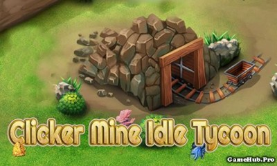 Tải game Idle Miner Tycoon - Thợ vàng Mod Money Android