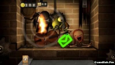 Tải game Little Inferno - Lò sưởi kỳ quái Mod Android
