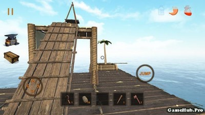 Tải game Raft Survival Ultimate - Câu cá Mod Money Android