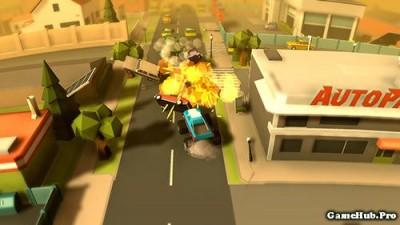 Tải game Reckless Getaway 2 - Đua xe truy nã Mod Money