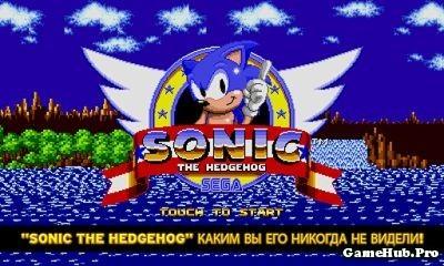 Tải game Sonic the Hedgehog - Phiêu lưu đã Unlock Android