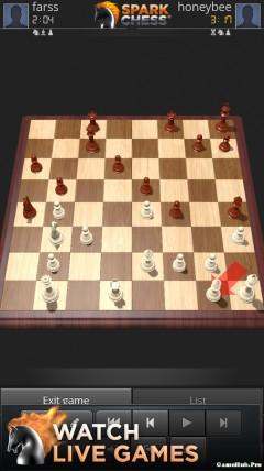 Tải game SparkChess Pro - Cờ vua cực hấp dẫn Android