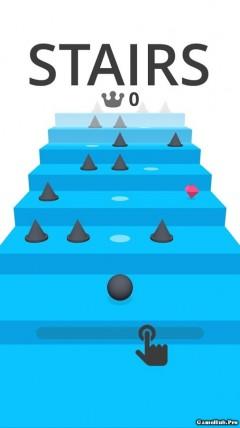 Tải game Stairs - Thử thách bậc thang Mod cho Android
