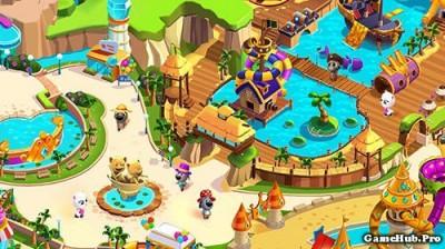 Tải game Talking Tom Pool - Công viên giải trí cho Android