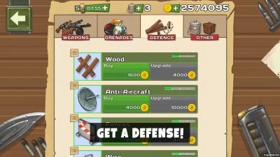 Tải game The Last Outpost - Bắn súng thủ tháp Mod Money