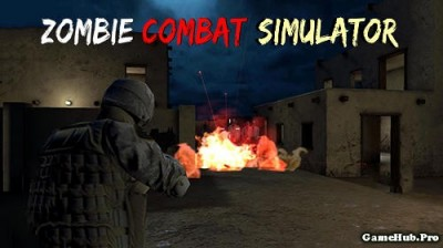 Tải game Zombie Combat Simulator - Bắn súng Mod Money Android
