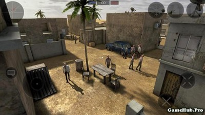 Tải game Zombie Combat Simulator - Bắn súng Mod Money Android