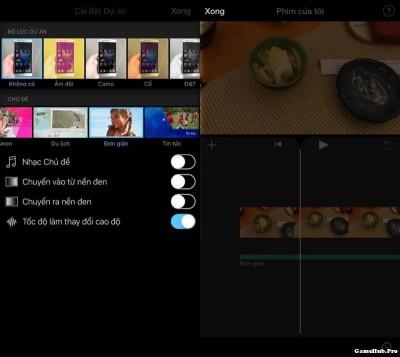 Thủ thuật ghép Video vô cùng đơn giản trên iPhone, iPad
