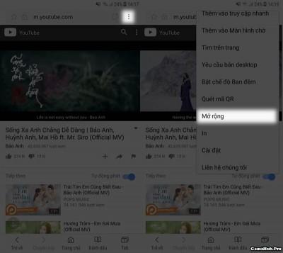 Mẹo xem Video dạng cửa sổ, tải video 360 độ trên Youtube